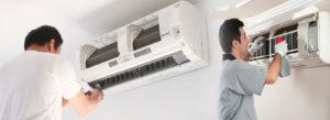 prevenção aparelho de ar
