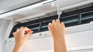 manutenção preventiva de ar condicionado