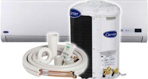 kit de instalação ar condicionado split